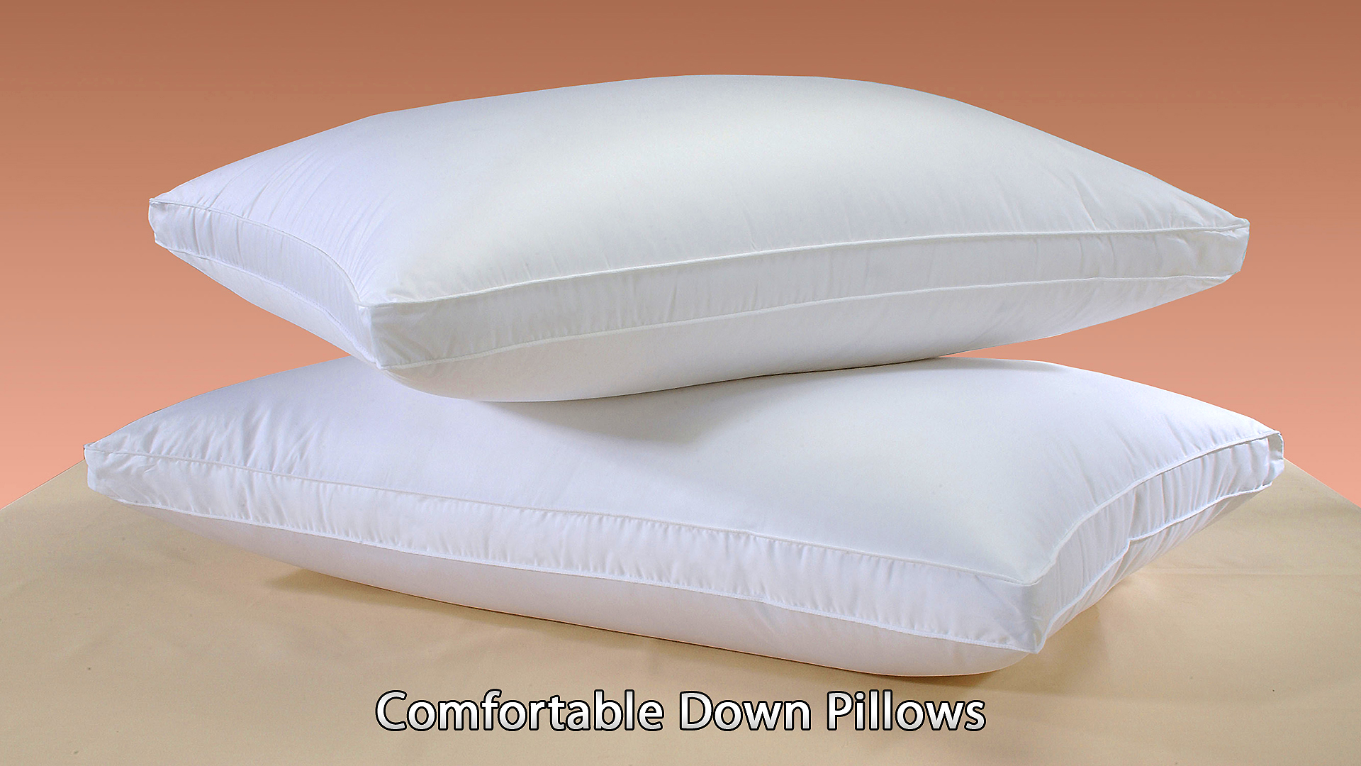 Comfortable Down Pillows