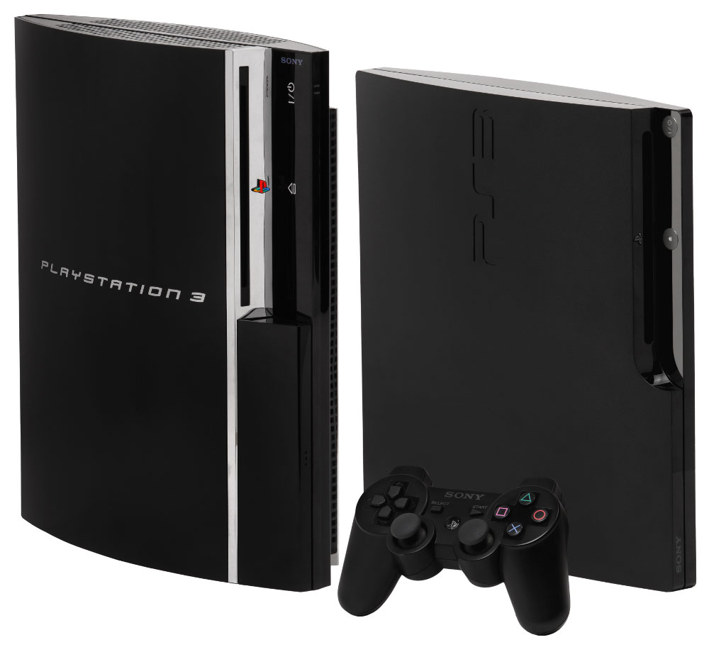 We provide PlayStation3 Console